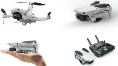 Photo of Mini Drone Dji Mavic Pro