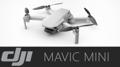 Photo of Mavic Mini Object Tracking
